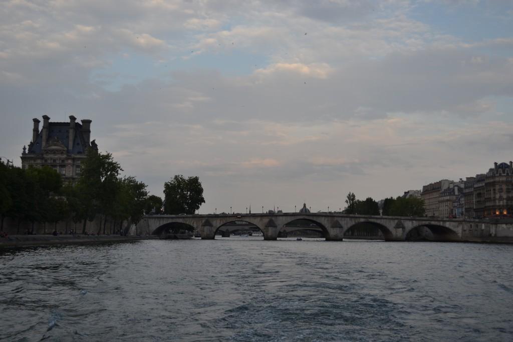 Travel Diary: Paris   Bateau Mouche - DSC 0101 1024x683
