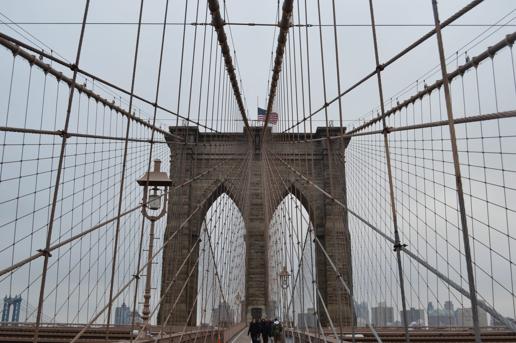 Eine Woche in New York: Brooklyn Bridge & Citystore
