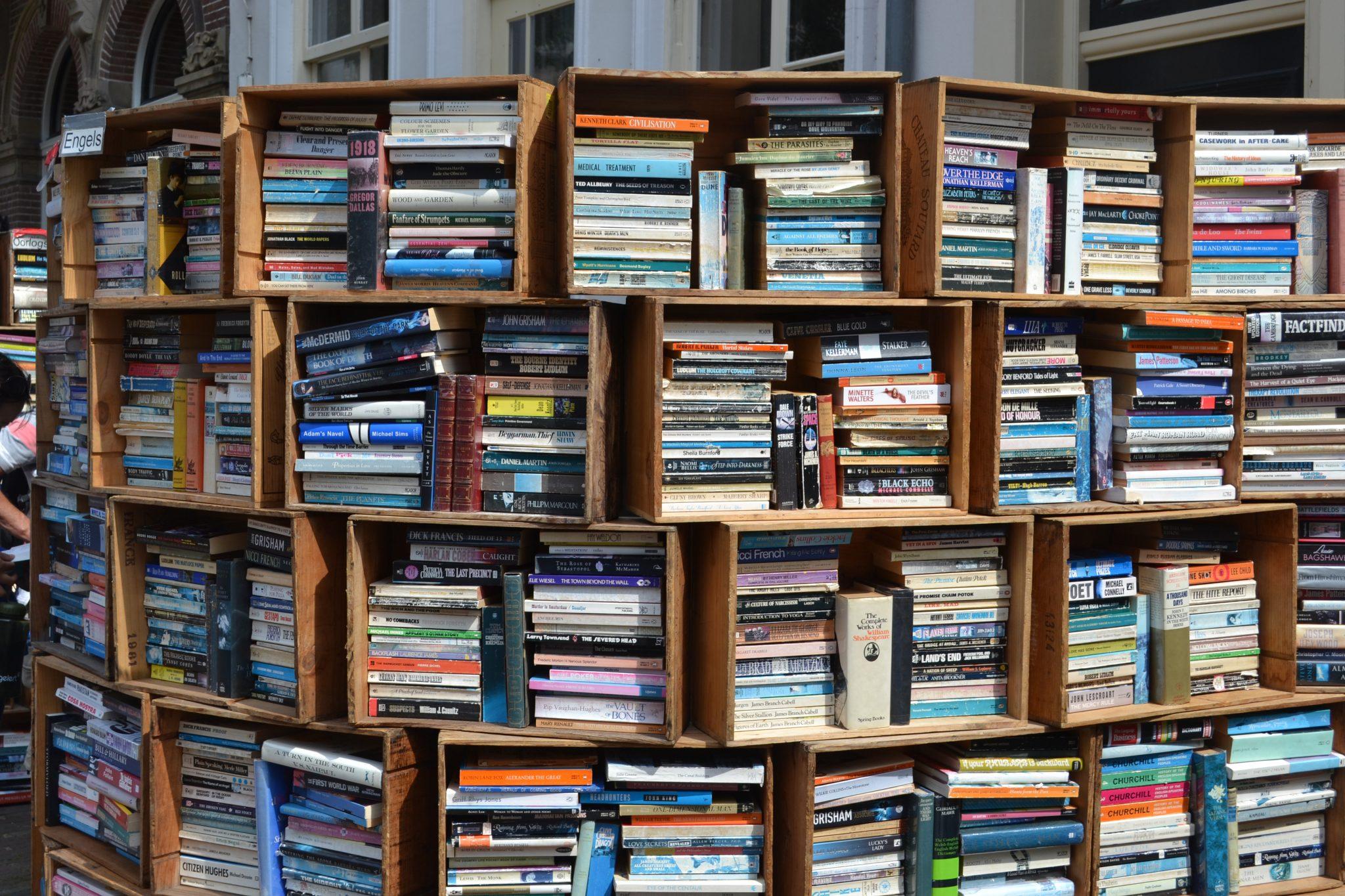 Büchermarkt Deventer 2015