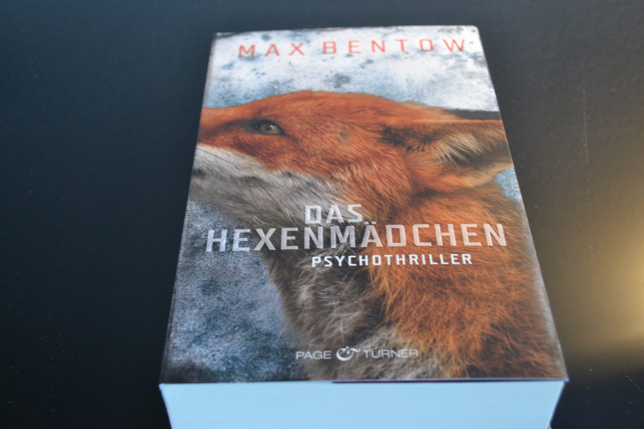 Books: Das Hexenmädchen | Max Bentow