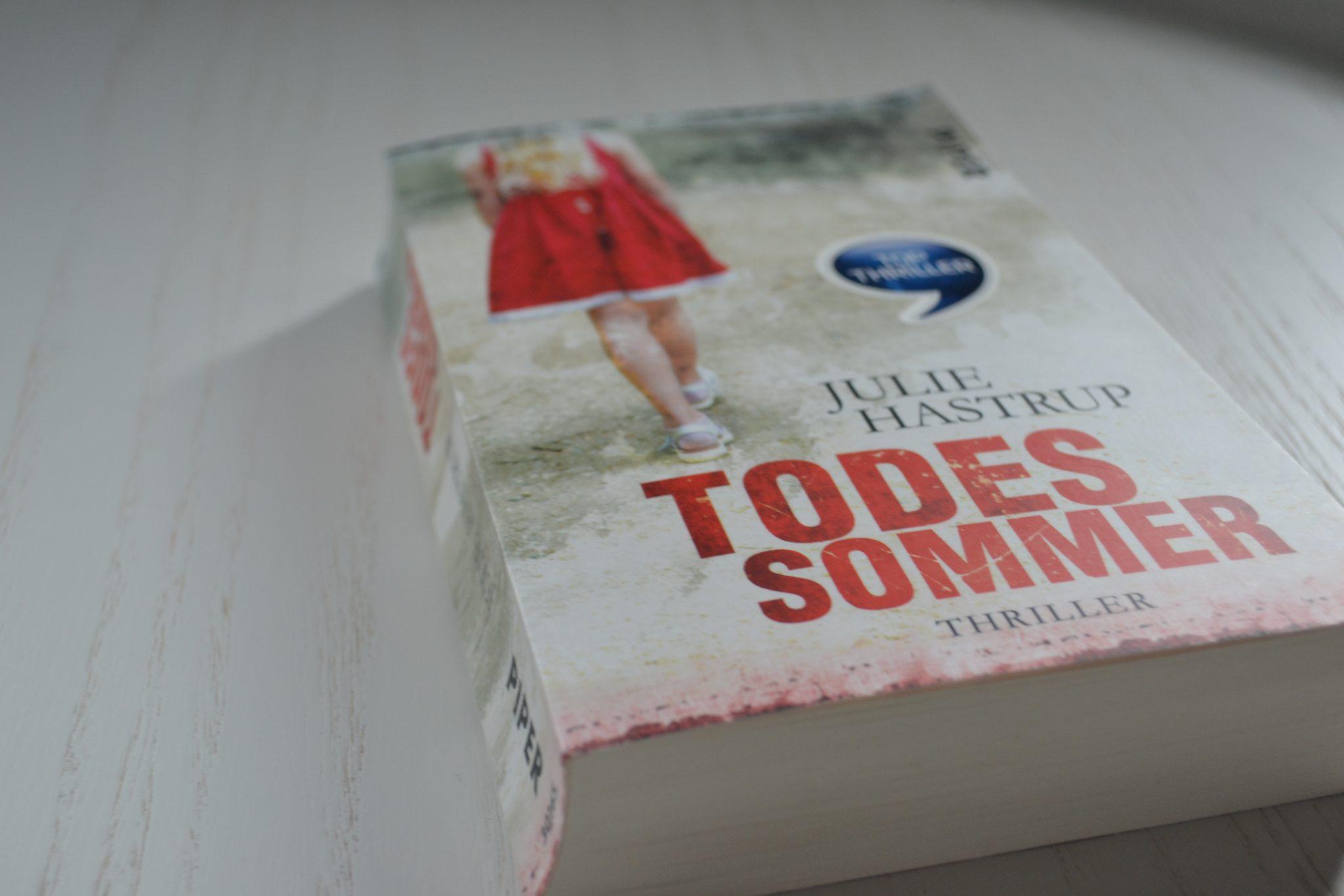 Books: Todessommer | Julie Hastrup