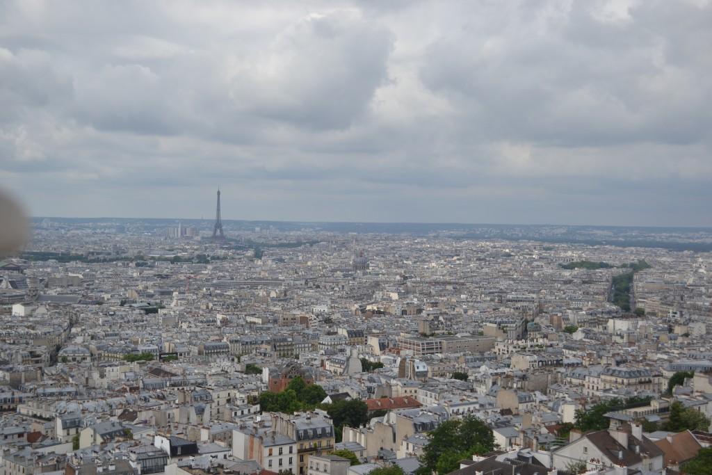 Die beste Aussicht in Paris: Sacre Cœur - DSC 0194 1024x683
