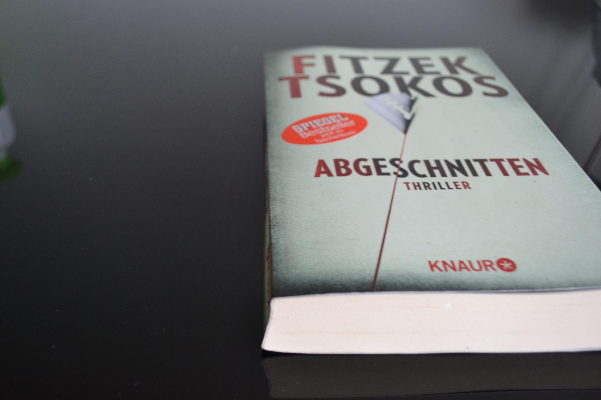 Books: Abgeschnitten | Fitzek & Tsokos