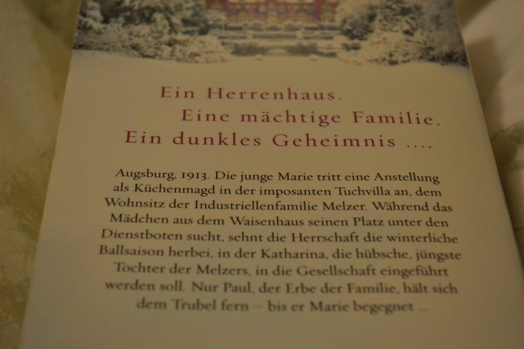 Buch: Die Tuchvilla | Ann Jacobs - DSC 03521 1024x683