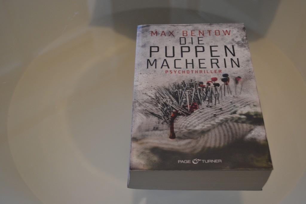 Books: Die Puppenmacherin | Max Bentow - DSC 0277 1024x683