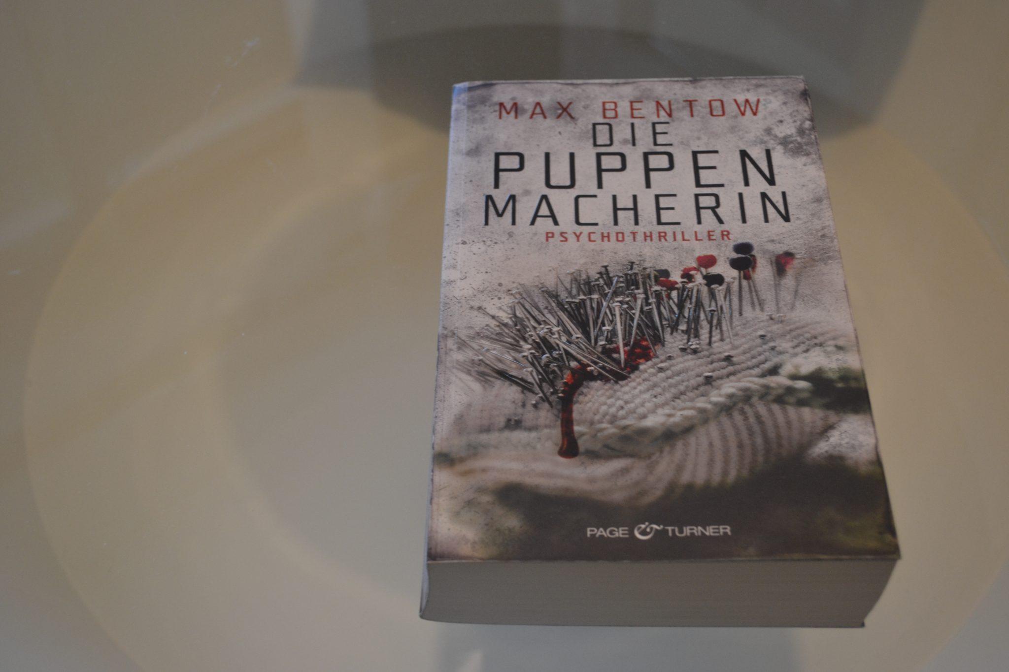 Books: Die Puppenmacherin | Max Bentow