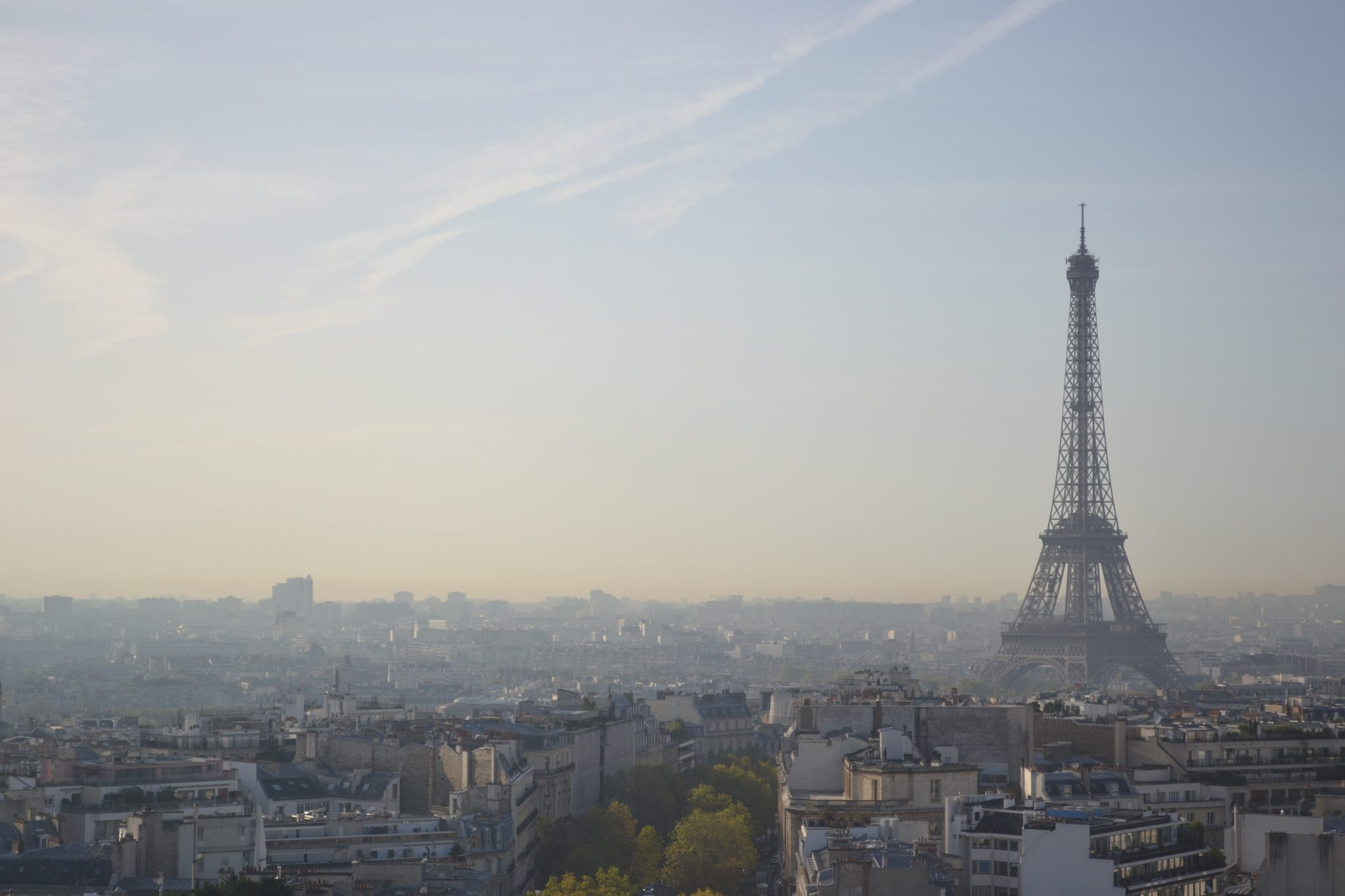 Travel Tip: Paris from above
