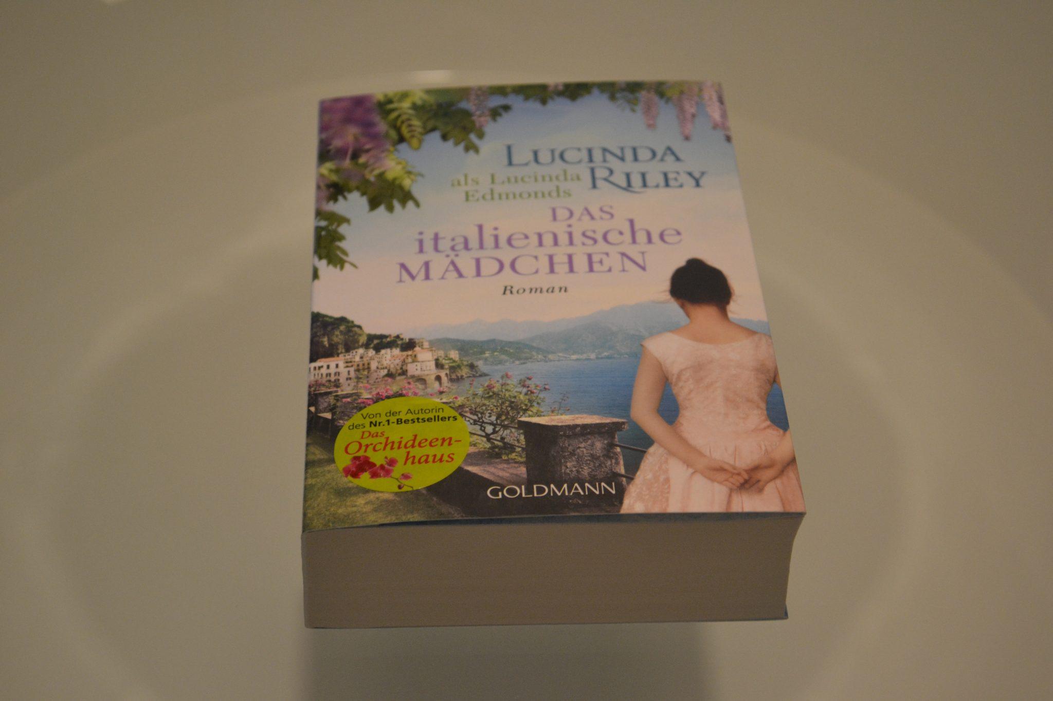 Books: Das italienische Mädchen | Lucinda Riley