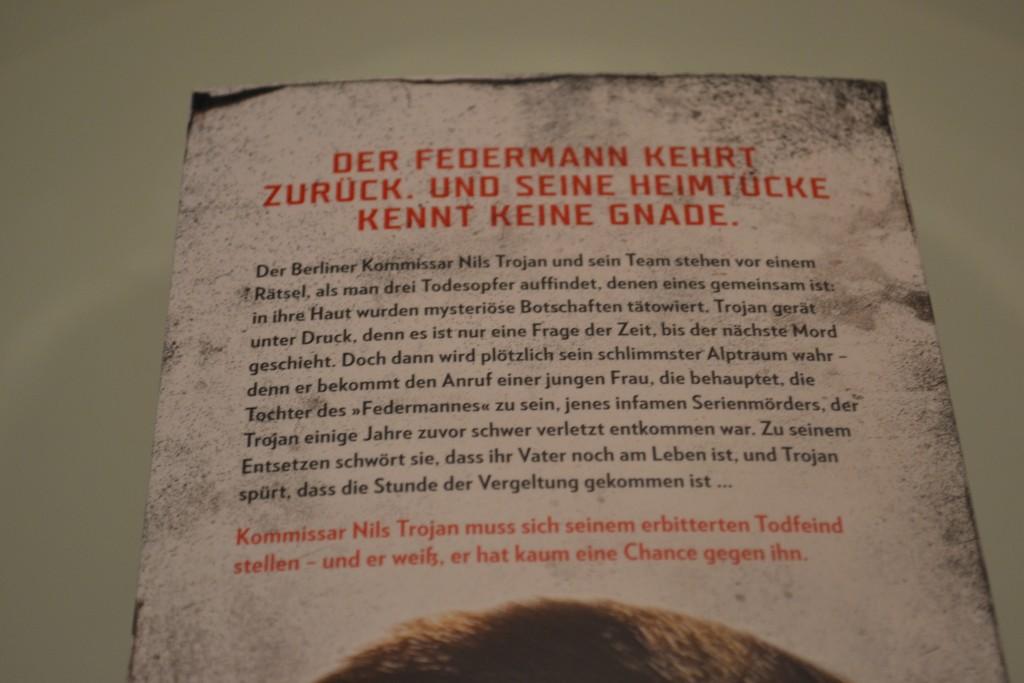 Books: Das Dornenkind | Max Bentow - DSC 0383 1024x683