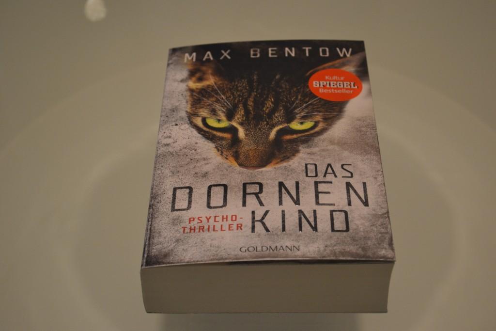 Books: Das Dornenkind | Max Bentow - DSC 0382 1024x683