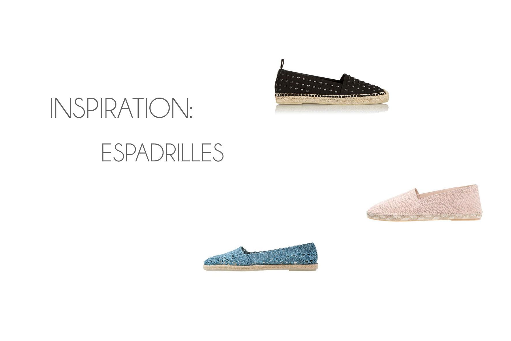 Inspiratie: Espadrilles – de perfecte schoenen voor de zomer!