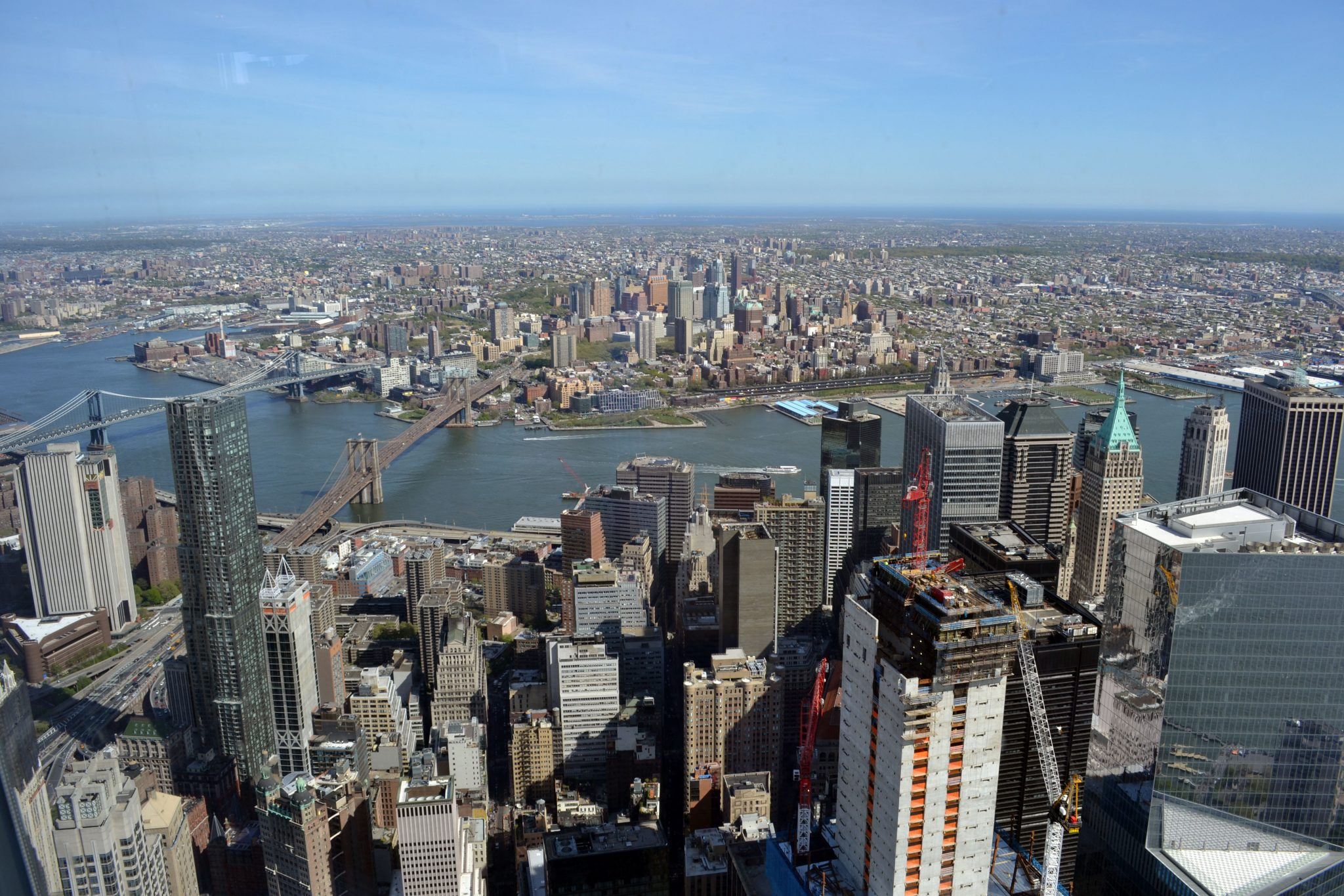 10 Things I Learned in New York | Living Abroad - One World Observatory 4