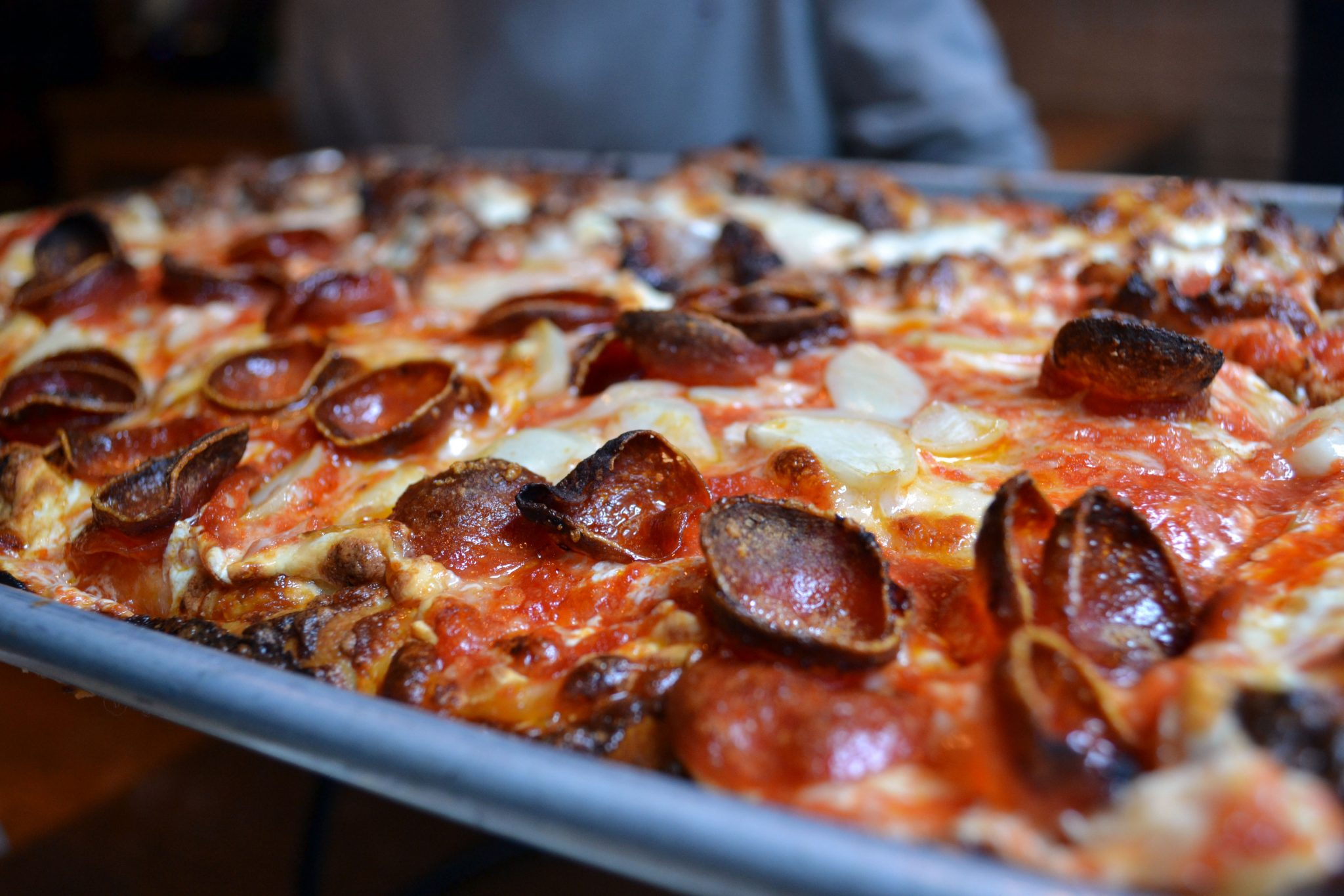 Eat & Drink: Adrienne's Pizza | New York