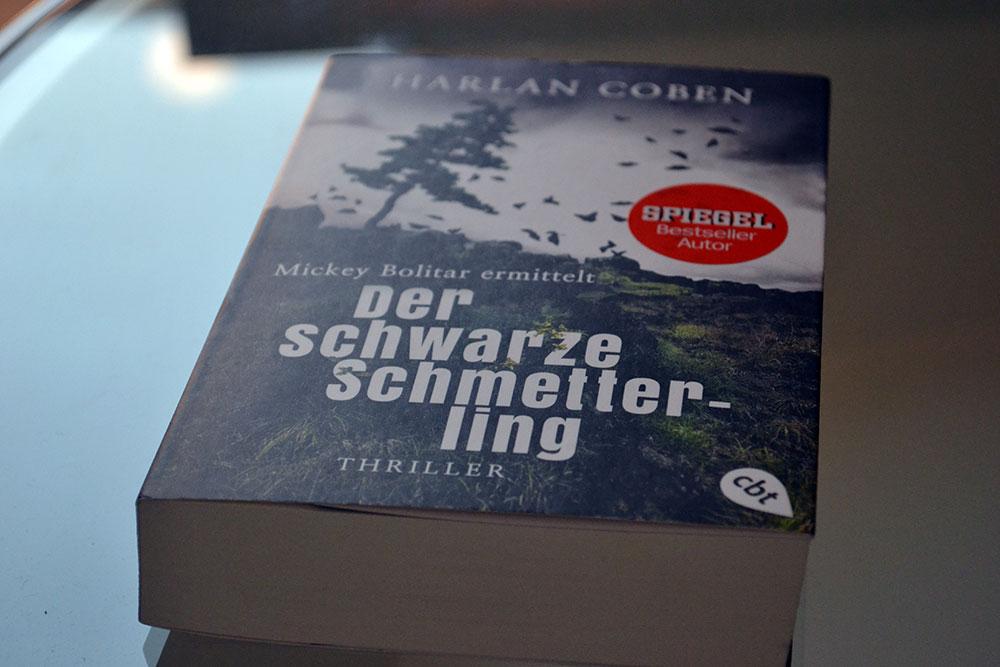 Books: Der schwarze Schmetterling | Harlan Coben