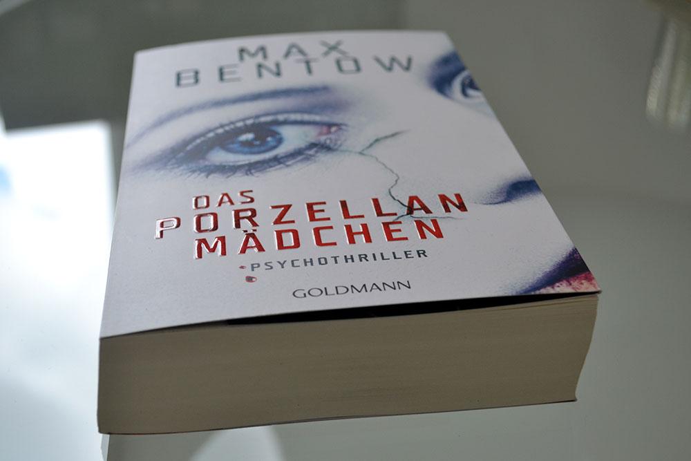 Books: Das Porzellanmädchen | Max Bentow