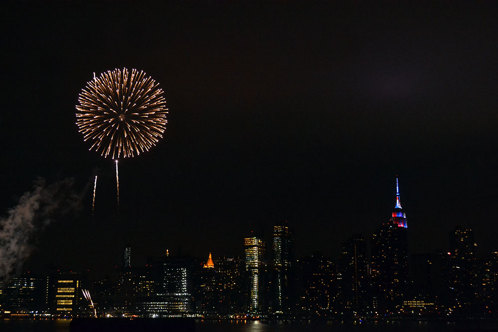 5 Foto's waar ik trots op ben | New York - 4th of July