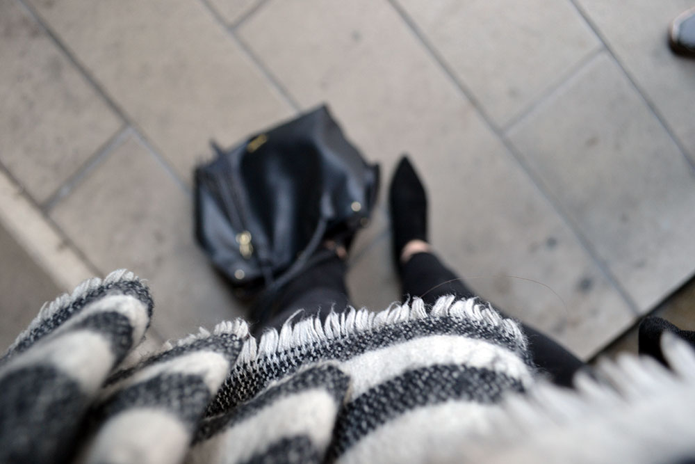Outfit: Oversized Blazer // Levi's Shirt | Munich - Oversizedblazer 1