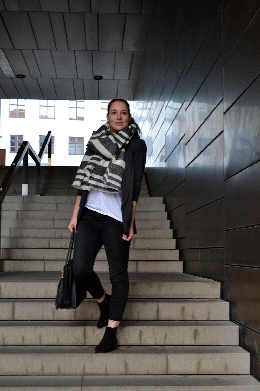 Outfit: Oversized Blazer // Levi's Shirt | Munich - Oversizedblazer 6