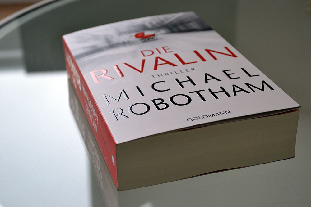 Books: Die Rivalin | Michael Robotham