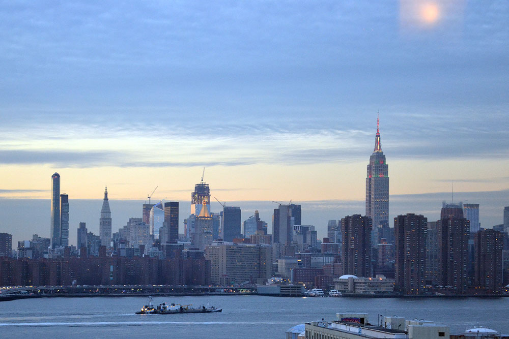 Travel Tip: 5 Things to do in New York for Free - Rooftop 2