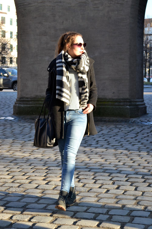 Outfit: Stripes & Stripes | Munich - Stripes 2