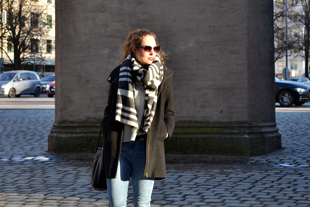 Outfit: Stripes & Stripes | Munich