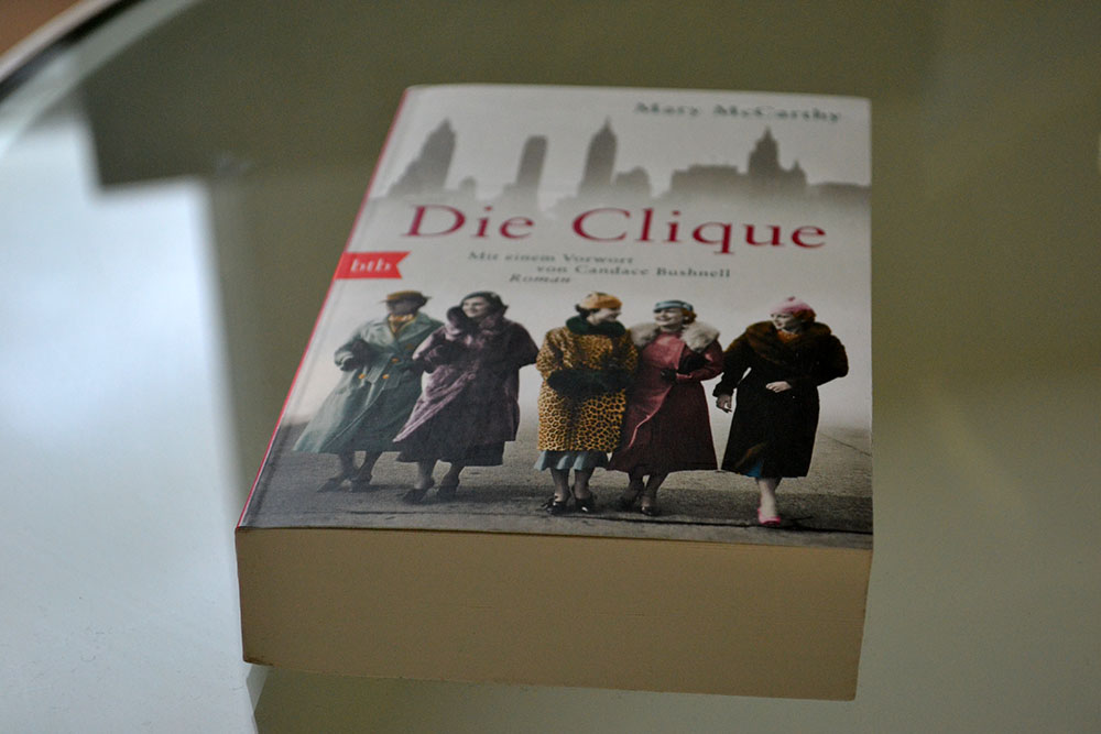 Books: Die Clique | Mary McCarthy