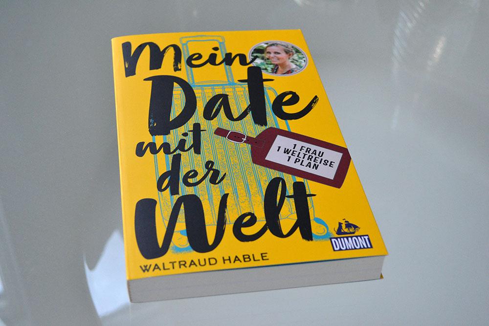 Books: Mein Date mit der Welt | Waltraud Hable