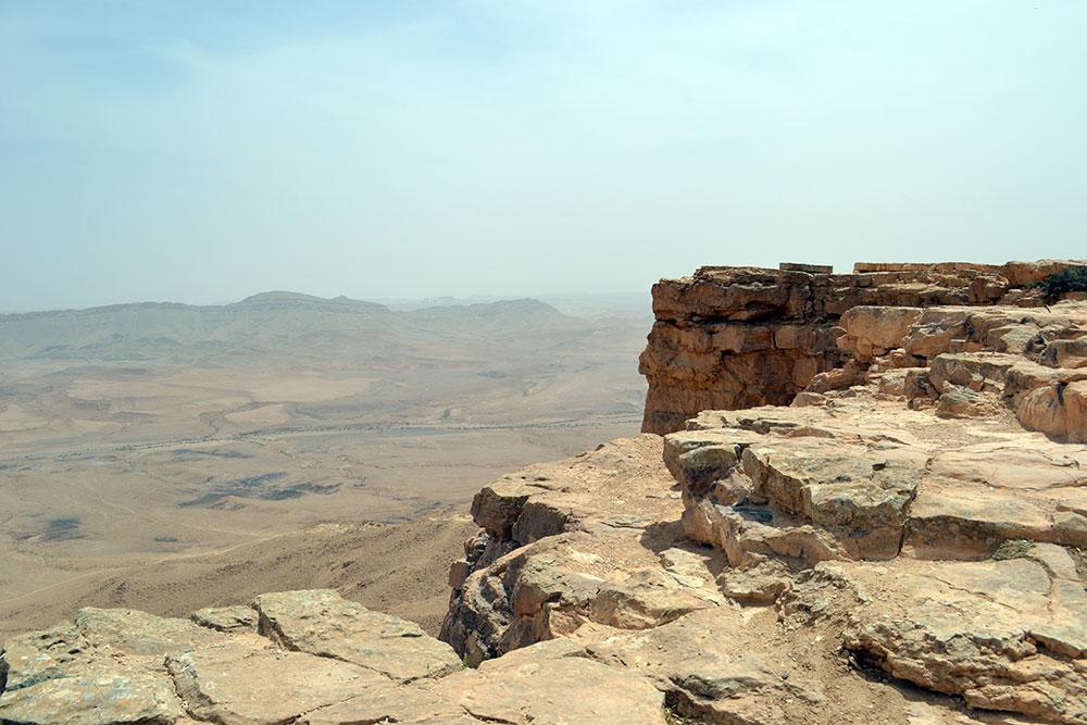 Travel Diary: Wüste Negev & Mitzpe Ramon | Israel