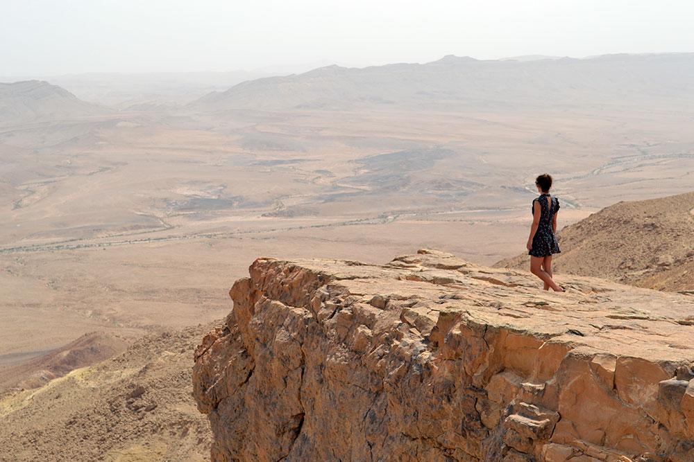 Travel Diary: Wüste Negev & Mitzpe Ramon | Israel - MitzpeRamon 2