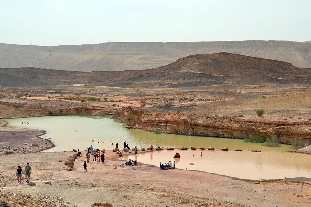 Travel Diary: Wüste Negev & Mitzpe Ramon | Israel - MitzpeRamon 3