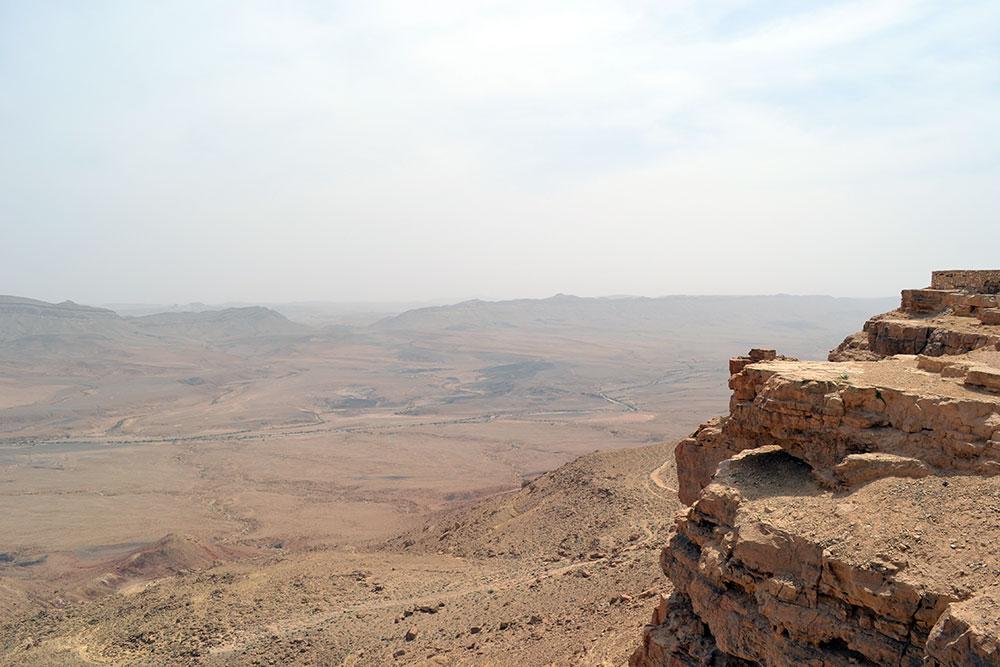Travel Diary: Wüste Negev & Mitzpe Ramon | Israel - MitzpeRamon 4