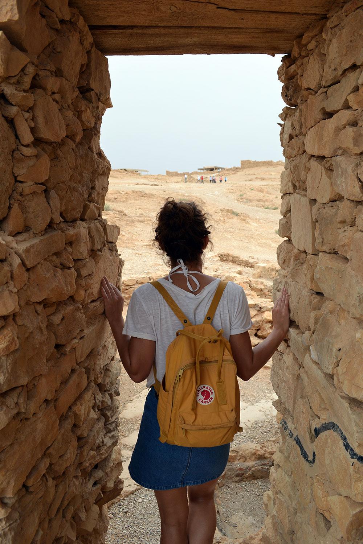 Travel Diary: Massada & Totes Meer | Israel - Massada