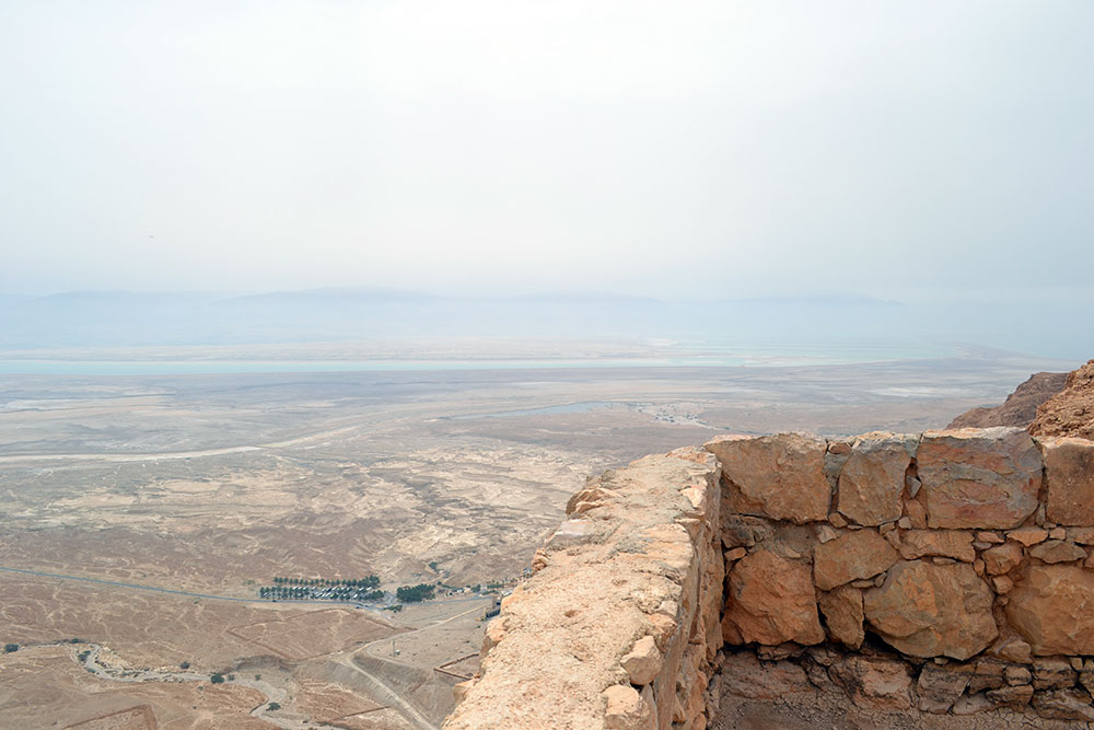 Travel Diary: Massada & Totes Meer | Israel