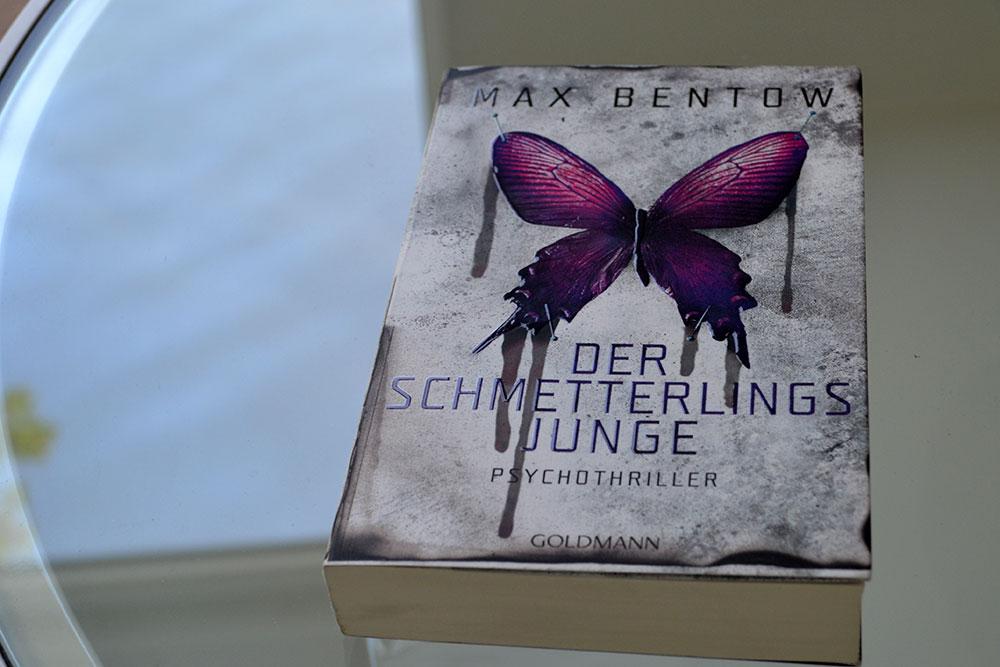 Books: Der Schmetterlingsjunge | Max Bentow