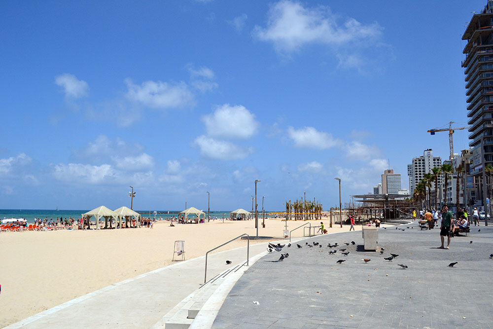 Travel Diary: Ein Tag in Tel Aviv | Israel - Tel Aviv 7