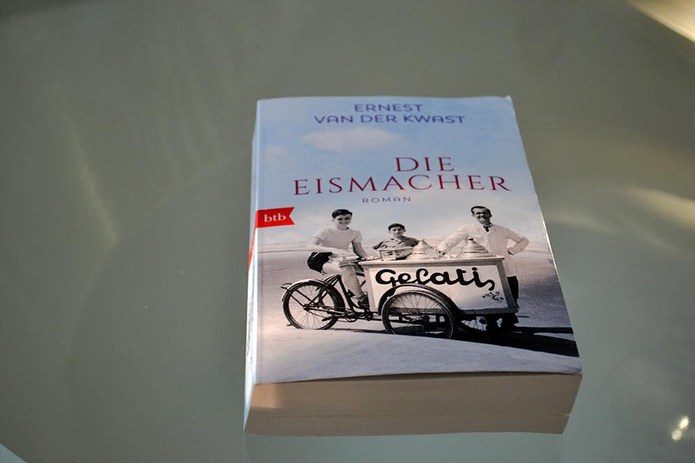 Books: Die Eismacher   Ernest van der Kwast