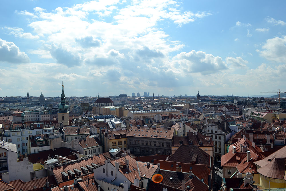 Travel Diary: Prague – Day I