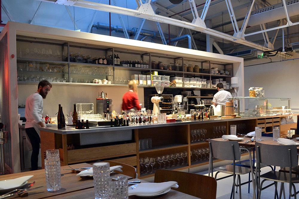 Eat&Drink: Restaurant Eska | Prag
