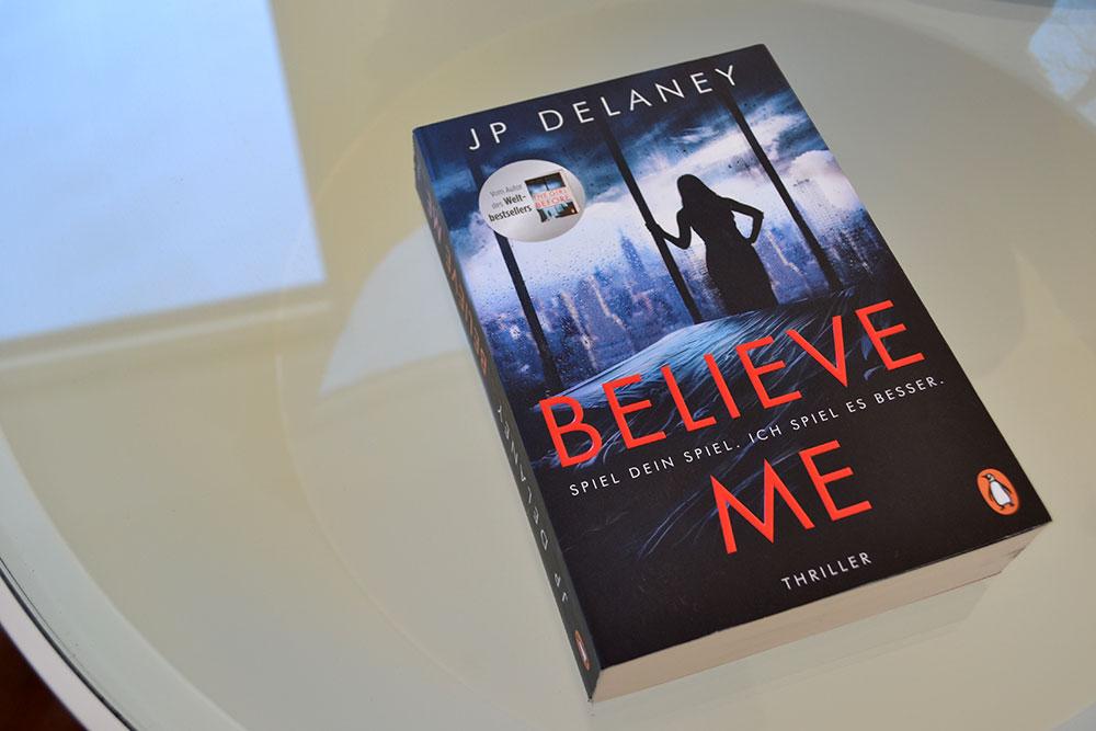 Books: Believe Me | JP Delaney