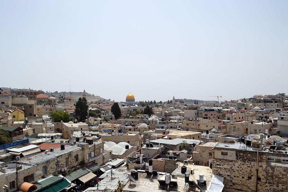 Travel Tip: Reiseroute Israel Roadtrip - Jerusalem 10