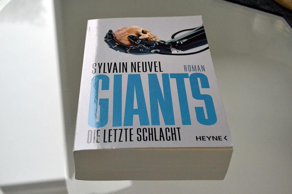 Books: Giants – Die letzte Schlacht | Sylvain Neuvel