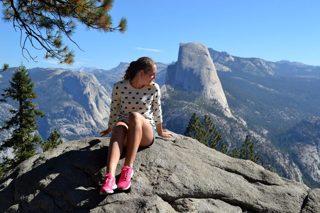 6 Countries I'd Love to Visit Again - Yosemite 2 1024x683