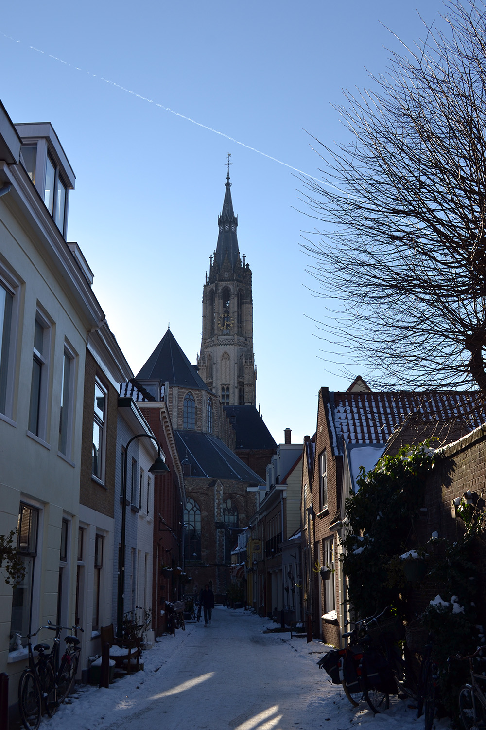 Travel Diary: Ein Wintertag in Delft | Niederlande - winter delft 4