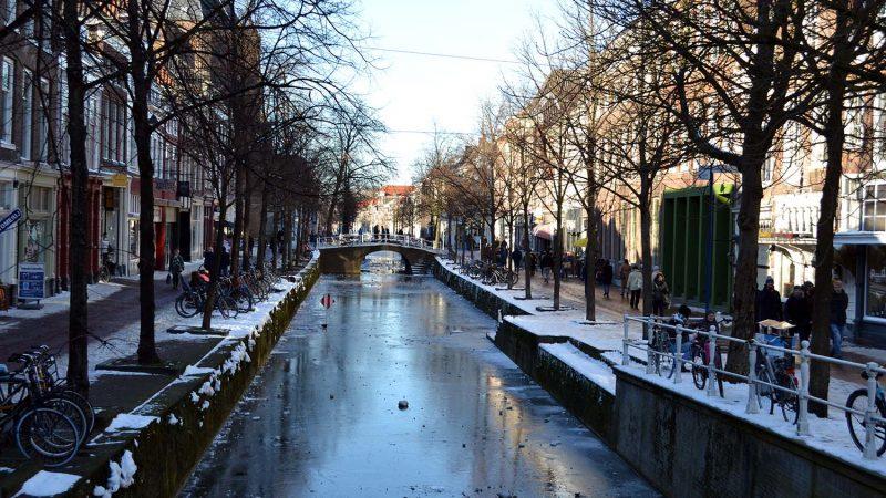 Travel Diary: Ein Wintertag in Delft | Niederlande