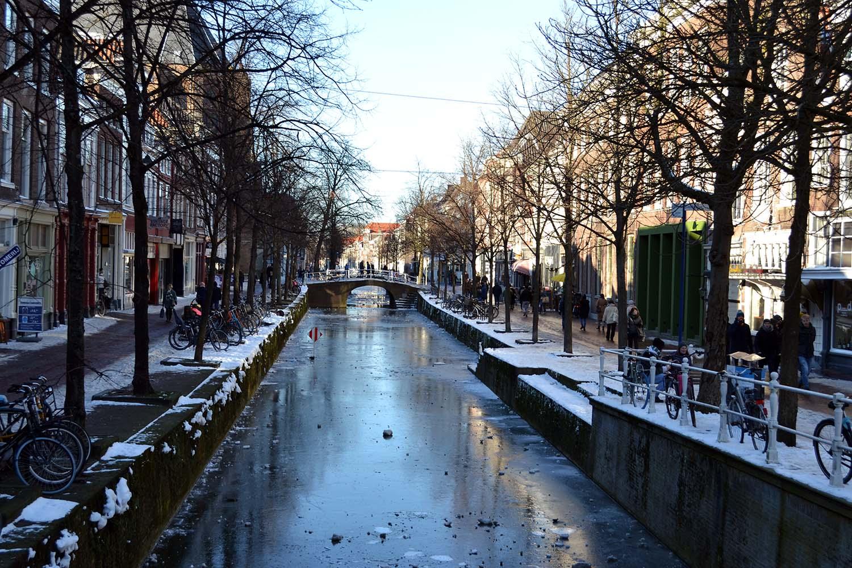Travel Diary: Ein Wintertag in Delft   Niederlande