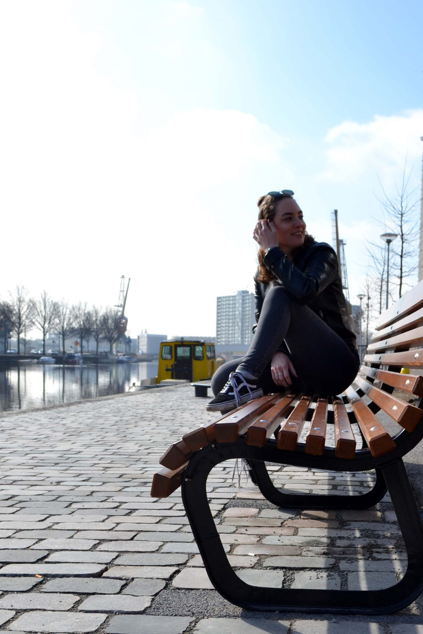 Outfit: Nordgreen Watch // Den Haag - Nordgreen 4 scaled