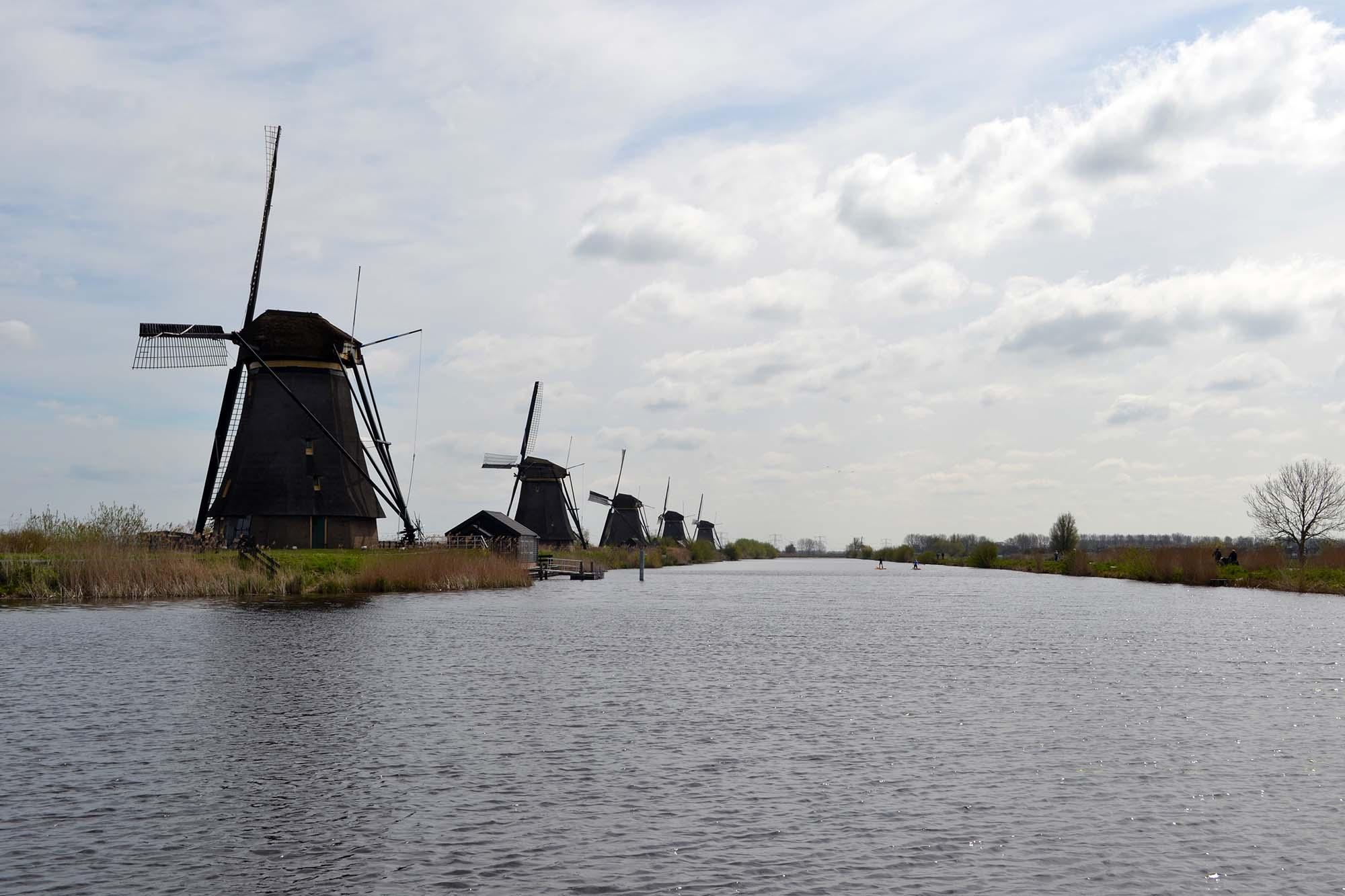 Travel Tip: Die Windmühlen von Kinderdijk   Niederlande - Kinderdijk 3