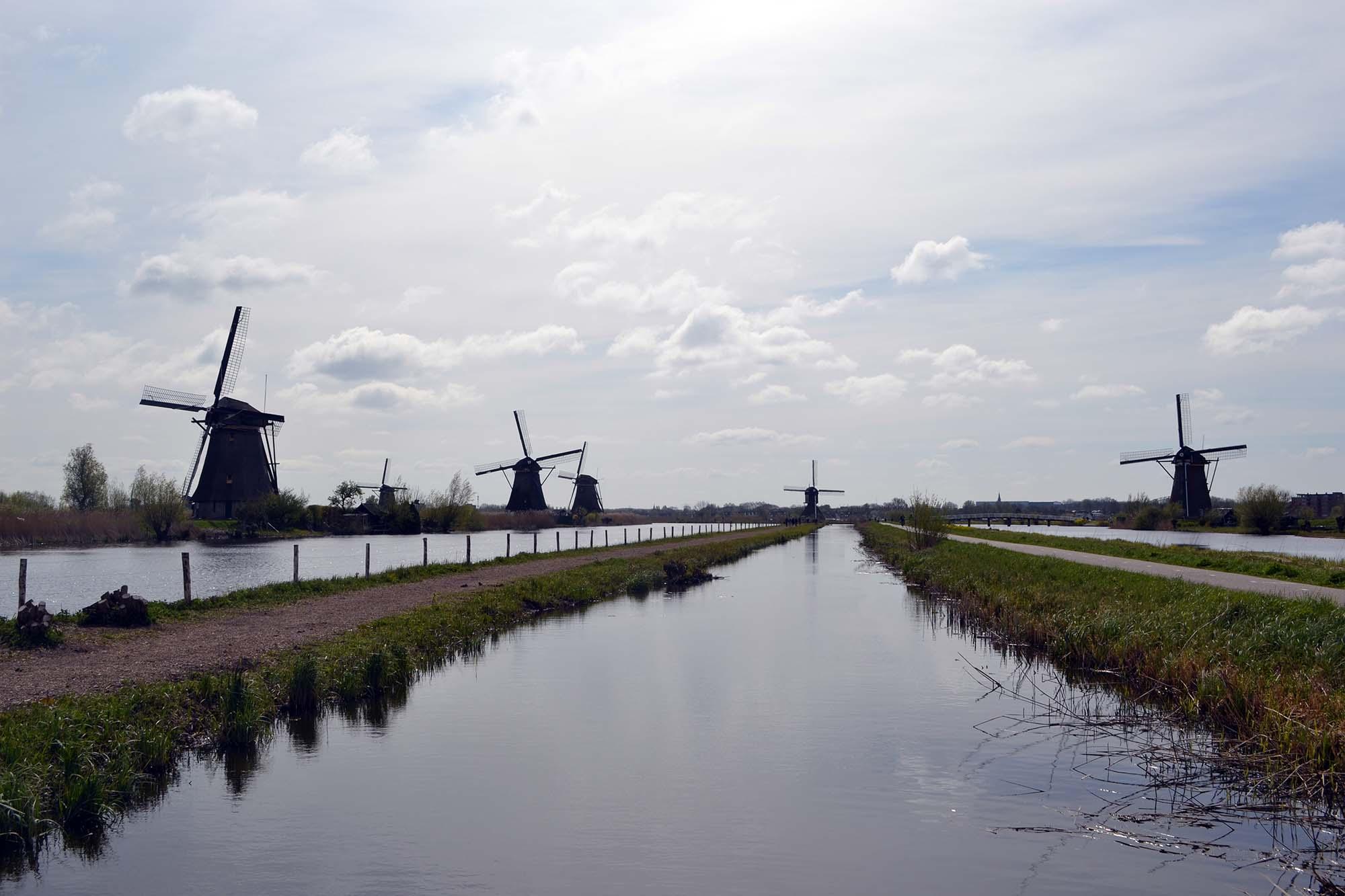 Travel Tip: Die Windmühlen von Kinderdijk   Niederlande - Kinderdijk 2