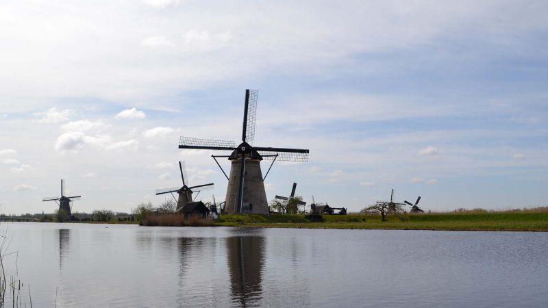 Travel Tip: Die Windmühlen von Kinderdijk | Niederlande